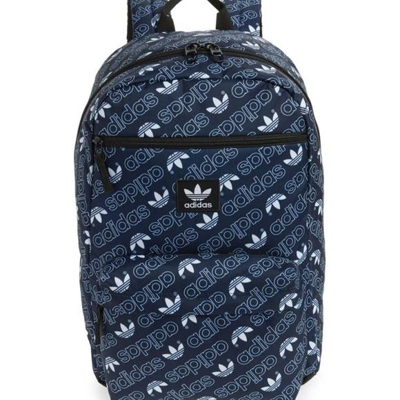 Adidas Original Monogram National Backpack Navy 9cd61d75edcb2